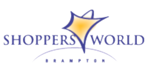 Shoppers World Brampton - Image: Shoppers world brampton logo
