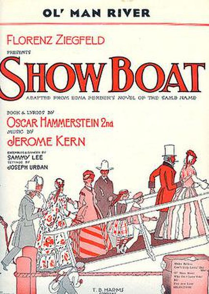 Show Boat : InstantCast AllStars : Broadway musicals, All-Black ...