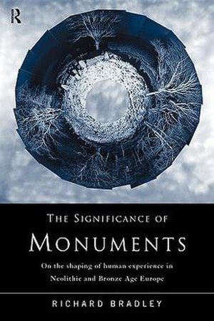 The Significance of Monuments - The first English-language edition of the book, featuring a photomontage artwork by Mark Johnston.