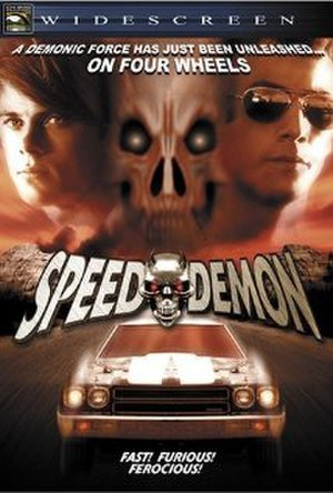 Speed Demon (2003 film) - DVD cover