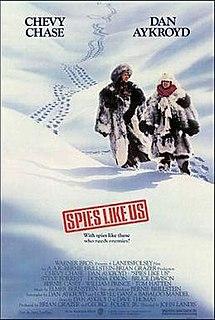 <i>Spies Like Us</i> 1985 film by John Landis