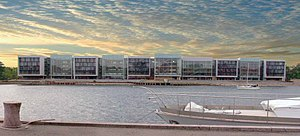 University of Southern Denmark - New Sønderborg Campus, Alsion