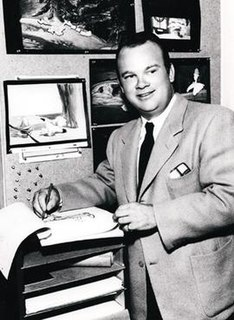 Tex Avery American animator, cartoonist, voice actor and director