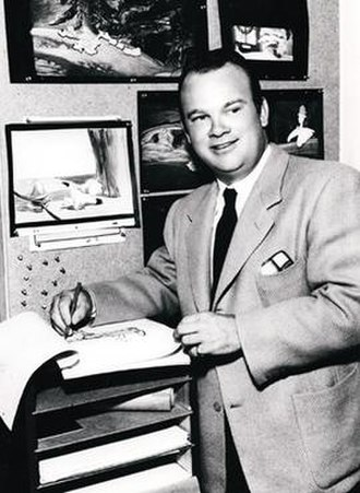 Tex Avery - Image: Tex Avery portrait