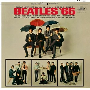 Beatles '65 - Image: The Beatles Beatles 65reissuecover
