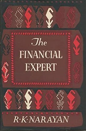 The Financial Expert - First UK edition