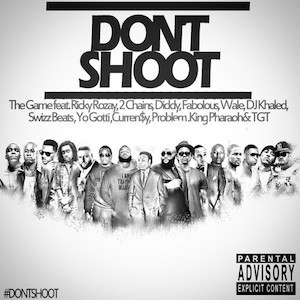 Don't Shoot - Image: The Game Dont Shoot