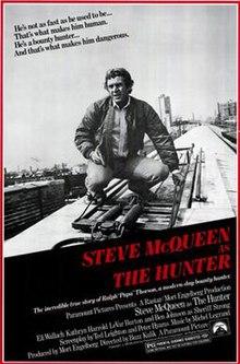 Film Poster For The Hunter