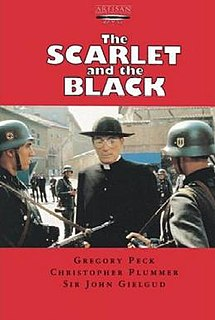 <i>The Scarlet and the Black</i> 1983 film directed by Jerry London