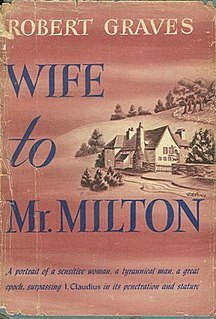 <i>The Story of Marie Powell: Wife to Mr. Milton</i>