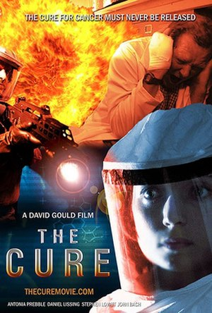 The Cure (2014 film) - Theatrical release poster
