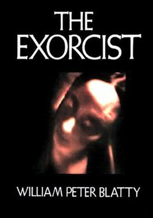 The Exorcist (novel) - First edition cover