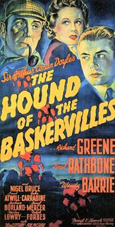 <i>The Hound of the Baskervilles</i> (1939 film) 1939 film by Sidney Lanfield