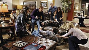 The Kiss (Modern Family) - Image: The Kiss (Modern Family)