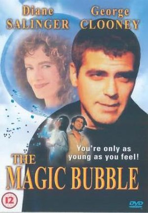 Unbecoming Age - The Magic Bubble DVD cover