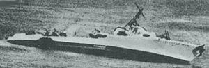 HMS Bedouin (F67) - Bedouin sinking, 15 June 1942