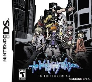<i>The World Ends with You</i> action role-playing video game