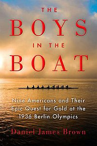 Image result for boy's in the boat book cover