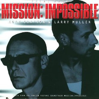Theme from Mission: Impossible - Image: Theme from Mission Impossible