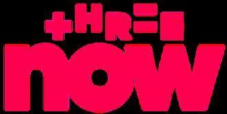 Three (New Zealand) - ThreeNow logo