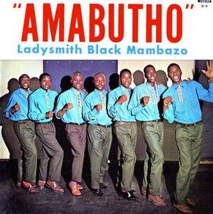 Amabutho - Image: Thumb BL14