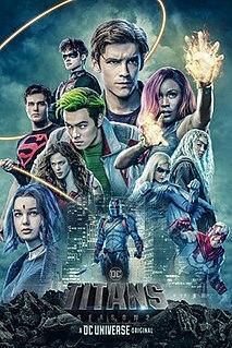<i>Titans</i> (season 2) Season of television series