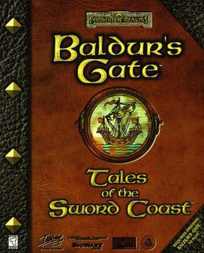 Picture of a game: Baldur's Gate: Tales Of The Sword Coast