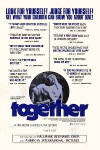 Together (1971 film) - Poster