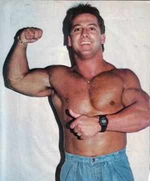 Tommy Rogers (wrestler) - Image: Tommy Rogers wrestler