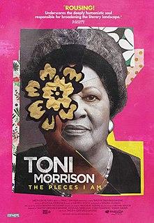 <i>Toni Morrison: The Pieces I Am</i> 2019 documentary film
