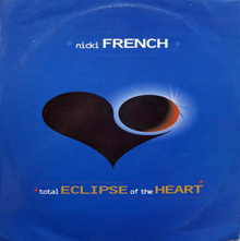 Total Eclipse of the Heart by Nicki French UK single blue.png