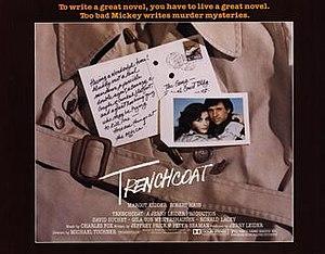 Trenchcoat (film) - Image: Trenchcoatkidder