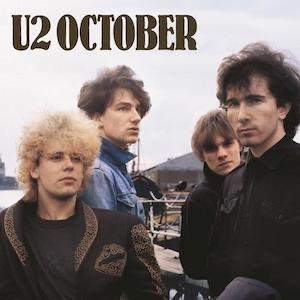 October (U2 album) - Image: U2 October