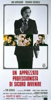 <i>Un apprezzato professionista di sicuro avvenire</i> 1972 film by Giuseppe De Santis