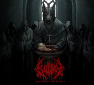 <i>Unblessing the Purity</i> 2008 EP by Bloodbath