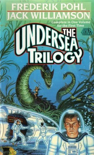 Undersea Trilogy - Cover of the omnibus edition