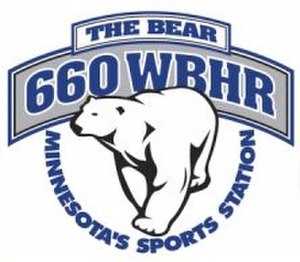 WBHR - Image: WBHR 660The Bear logo