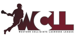 Western Collegiate Lacrosse League logo