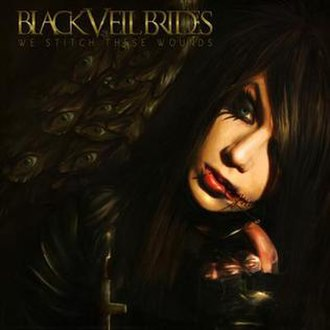 We Stitch These Wounds - Image: WSTW BVB Cover Art