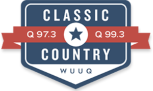 WUUQ - Image: WUUQ Q97.3 99.3 logo