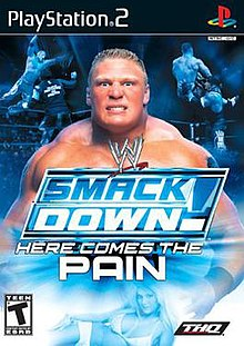 Here Comes The Pain WWESmackDownHereComesThePain