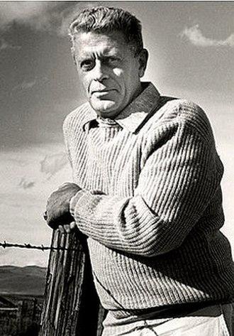 Walter Van Tilburg Clark - Image: Walter Van Tilburg Clark