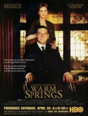 Warm Springs (film) - Image: Warm Springs (film)