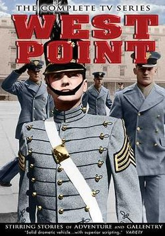 The West Point Story (TV series) - Complete Series DVD cover