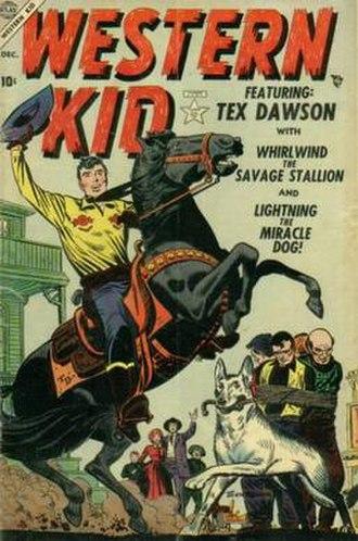 Western Kid - Image: Western Kid 1