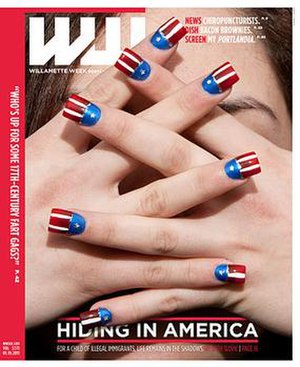 Willamette Week - Cover