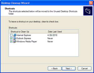 Windows XP Desktop Cleanup Wizard.png
