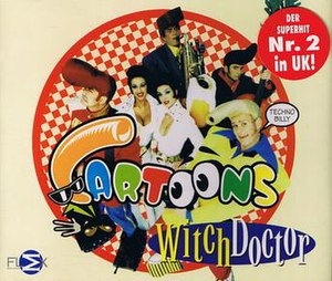 Witch Doctor (song) - Image: Witch Doctor Cartoons