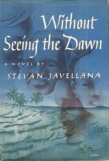 <i>Without Seeing the Dawn</i> book by Stevan Javellana