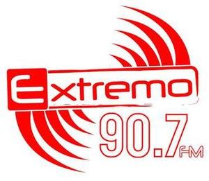 XHHTS-FM - Image: XHHTS extremo 90.7 logo